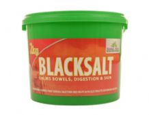 Global Herbs Black Salt -2kg Tub